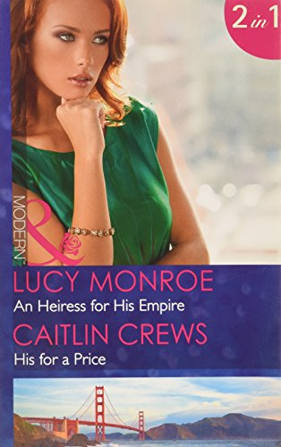 book cover of An Heiress for His Empire / His for a Price
