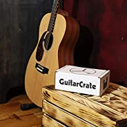 Guitar Crate - Awesome Guitar Player Subscription Box: Acoustic Guitar