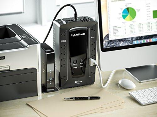 CyberPower AVR UPS System, 12