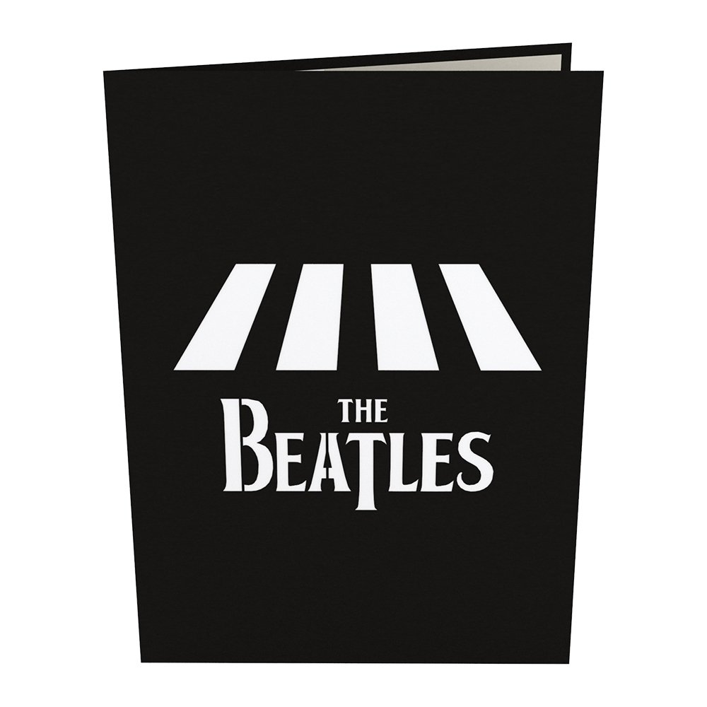 Amazon.com : Lovepop The Beatles Abbey Road Pop Up Card : Office ...