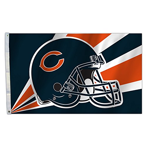 NFL Chicago Bears 3-by-5-foot Flag