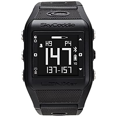 SkyCaddie Linxgt Game Tracking Edition, Black, One Size