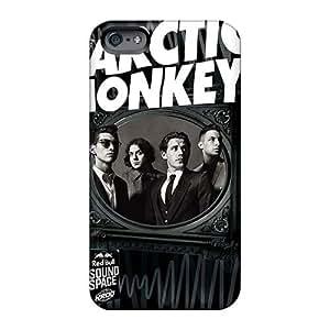 MarieFrancePitre Iphone 6plus Perfect Cell-phone Hard Covers Custom Lifelike Arctic Monkeys Band Skin [Xbb17963ZNJe]
