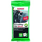 SONAX plastic cleaning wipes 10pcs