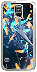 Inspiration Cases for Samsung Galaxy S5 I9600 with Transparent Skin by runtopwell