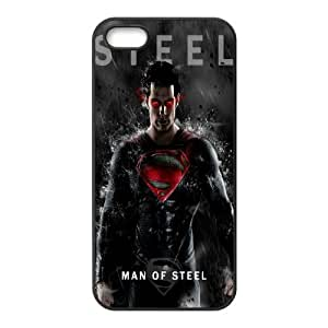 DIY Printed Superman hard plastic case skin cover For iPhone 5, 5S SN9V693145