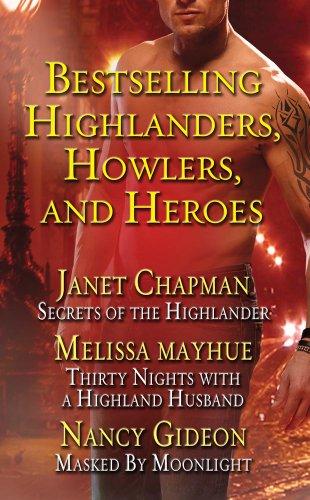 book cover of Bestselling Highlanders, Howlers, and Heroes