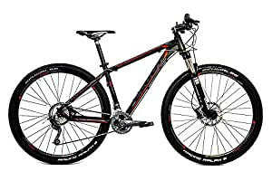 Cloot - Bicis de montaña 29 - Mtb - Anibal 900 Deore, Aluminio Triple Butted direccion tapered, Grupo Deore 27 Velocidades, resto en Alivio, Rocksox 30 Silver, frenos Avid DB1