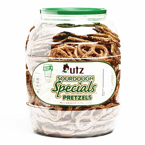 Utz Sourdough Specials Pretzels (1 Item Per Order, not per case)