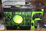 Microsoft Xbox System Bundle w/ 2 Controllers & DVD Remote