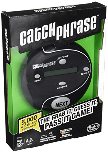 Hasbro Catch Phrase Game