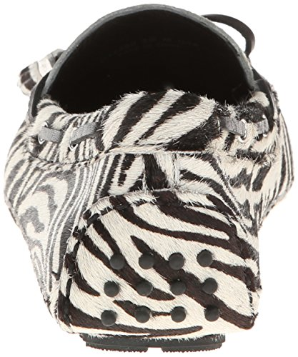 Cole Haan Kvinnor Bidrags Moccasin Zebra Haircalf