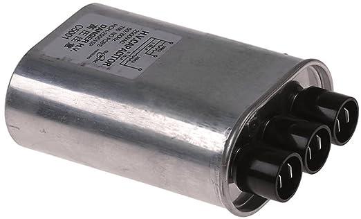 TurboChef Condensador de alta tensión HCH-250515P para ...
