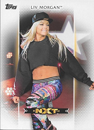 2017 Topps Women's Division Roster #R-7 Liv Morgan NXT