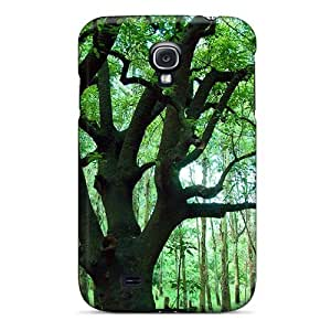 Galaxy High Quality Tpu Case/ Ombu Tree ZGOwAsL5079gbAya Case Cover For Galaxy S4