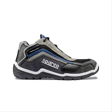 TRACK H S3 Safety Shoes 46 Blue Charcoal  Amazon.co.uk  Shoes   Bags 2db31d5a0
