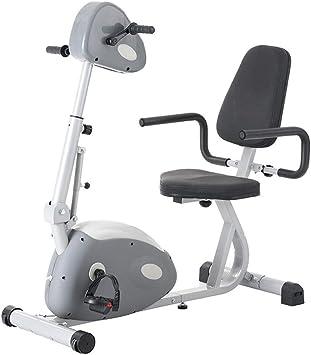 Bicicleta De Rehabilitación De Fisioterapia Electrónica Para Personas Mayores Reclinadas Pedal De Interior Ejercitador Entrenamiento Mano Brazo Pie Pierna Rodilla Asistencia Pasiva: Amazon.es: Salud y cuidado personal