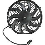 polaris 400 engine fan - DB Electrical RFM0022 New Cooling Fan Motor For Polaris 500 Ranger 2X4 (05-09), 4X4 (04-07), 400 Ranger 4X4 (10-13), 500 Crew 4X4 (11-13), 500 Efi (06-13), 6X6 Ranger 500 (04-05) 70-1023 2410340