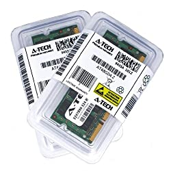 8GB [2x4GB] DDR2-800 (PC2-6400) RAM Memory Upgrade Kit for the Compaq HP Pavilion dv7-1285dx (Genuine A-Tech Brand)