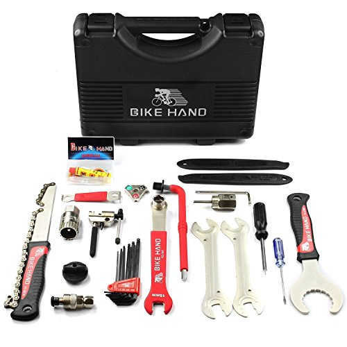 Bicycle Repair Kit Tool (Bikehand Bike Bicycle Repair Tool Kit)