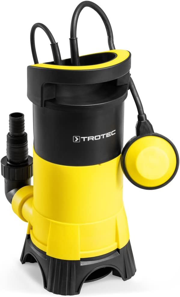 TROTEC Bomba Sumergible para Agua residuales