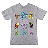 Pokemon Eeveelutions - Teepublic Female 2XL T-Shirt