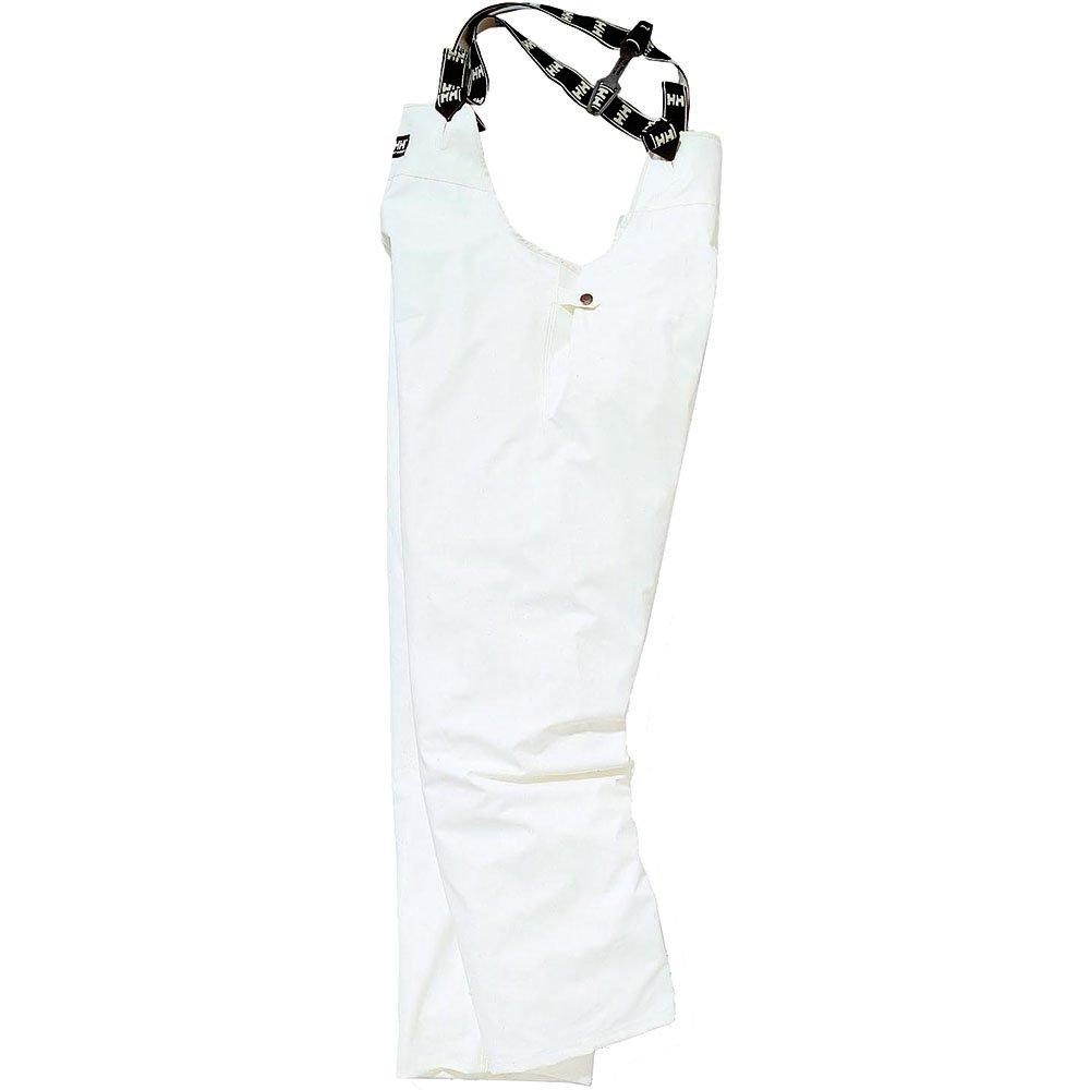 Helly Hansen 70400 - Pantaloni impermeabili Tromso Bib, termici, Bianco, 34-070400-900-S Helly Hansen Workwear 70400_900-S