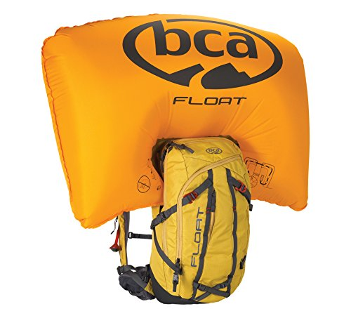 bca Float Lawinenairbags Tech, Yellow, 53 x 34 x 11.5 cm, 27 Liter, 2340000.1.1.1SIZ