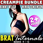 Brat Internals Erotica Bundle 3: Books 9-12 | Kimmy Welsh