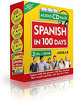 Spanish in 100 Days Libro + 3 Cds / Spanish in 100 Days Audio Pack: Amazon.es: Spanish In 100 Days: Libros