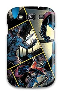 New GGnzRIB8578jFnkf Nightwing Tpu Cover Case For Galaxy S3