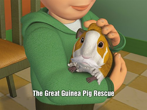(The Great Guinea Pig Rescue)