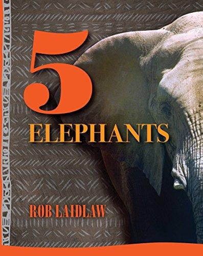 - 5 Elephants (5 Animals)