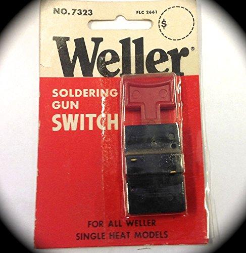 Weller 7323W Switch, Single Heat Gun, Black