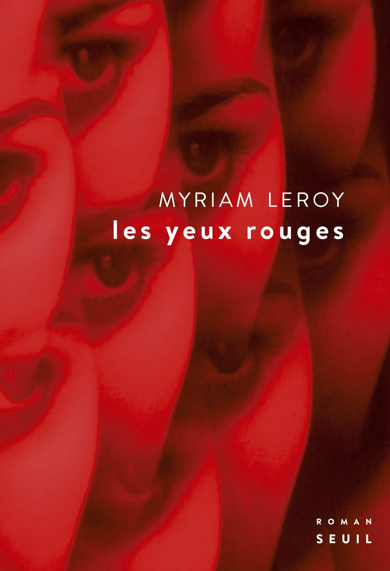 """Résultat de recherche d'images pour """"les yeux rouges myriam leroy"""""""