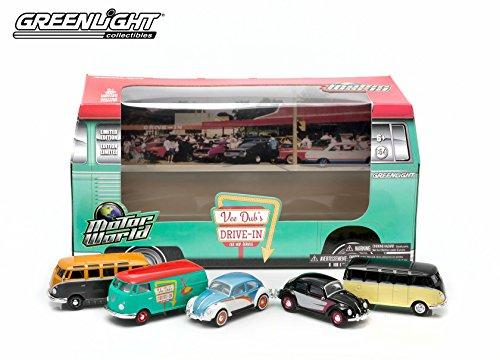 '60's Vee Dub's Drive-In Restaurant Motor World Diorama 2014