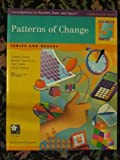 Patterns of Change : Tables and Graphs, Tierney, Cornelia and Nemirovsky, Ricardo, 1572328029