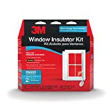Best Window Insulation Kits - 3M Indoor Insulator Kit, 2-Window Review