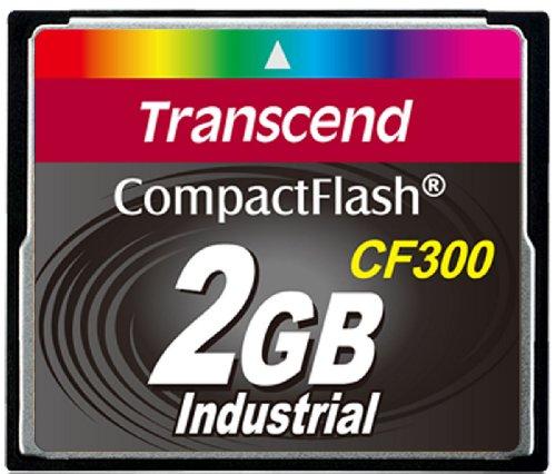 (Transcend 2GB Cf Card Hi-Speed 300X )