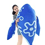 The glory of the king Zhou's Mount Kun large whale doll cartoon pillow