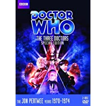 Doctor Who: The Three Doctors (Story 65) - Special Edition