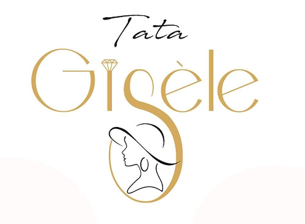 Tata Gisele© Halskette Kette aus Silber 925/000 rhodiniert und und rhodiniert Zirkonia – Anhänger Unendlichkeit 11 mm 926937