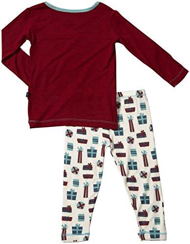 Kickee Pants Print PJ Set (Baby) - Natural Presents-18-24 Months