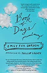 The sexual politics of a faculty wives dinner. The psychological gamesmanship of an inappropriate therapist. The emotional minefield of an extended family wedding . . . Whatever the subject, Emily Fox Gordon's disarmingly personal essays are...