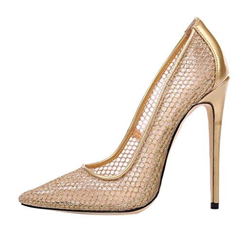 Guoar - Cerrado Mujer Dorado - dorado