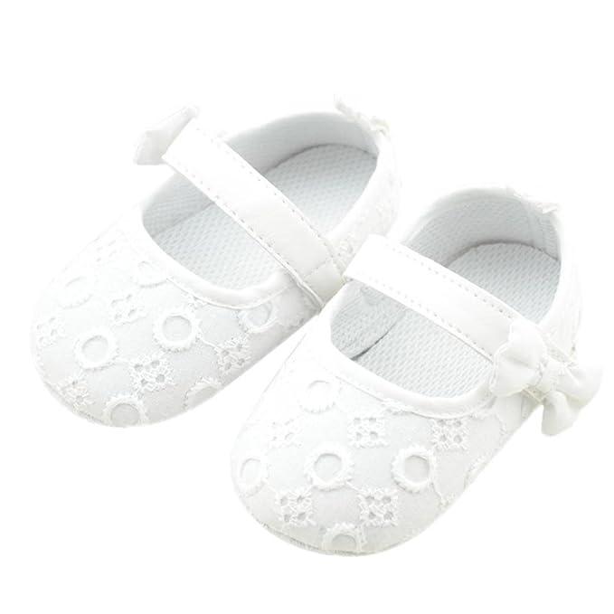 b02aadab6 Zapatos Bebe Verano ❤️Xinantime ♡Zapatos Bebe♡ Zapatos Bebe Niña Primeros  Pasos Recien Nacido Princesa Zapatos Antideslizantes de Suela Blanda  ...