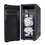 Fractal-Design-Focus-G-Mid-Tower-Computer-Case-ATX-High-Airflow-2x-Fractal-Design-Silent-LL-Series-120mm-White-LED-Fans-Included-USB-30-Window-Side-Panel-Black