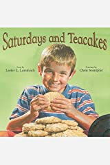 Saturdays and Teacakes book and CD package by Lester L. Laminack (2009-10-01) Hardcover