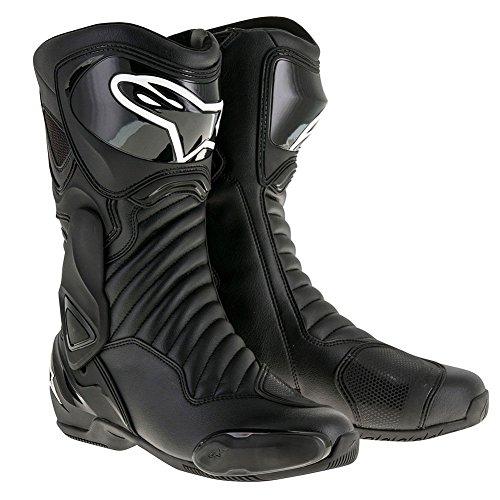 - Alpinestars Men's Men's SMX-6 v2 Black Boots 3404-1115