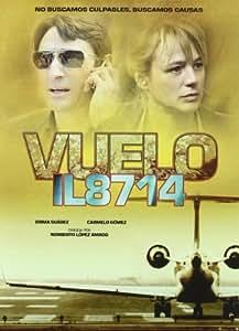 Vuelo IL 8714 (Digipack) [DVD]